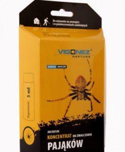 Koncentrat do zwalczania pająków i pajęczyn Vigonez Neptun