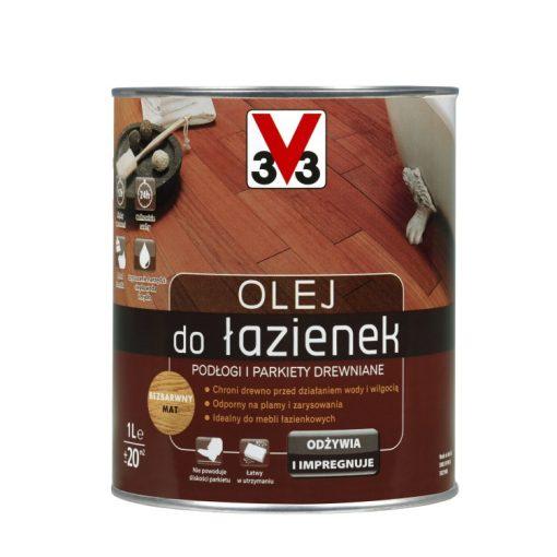 Olej do łazienek V33