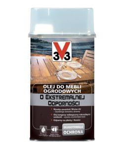 Olej do mebli ogrodowych o ekstremalnej odporności V33