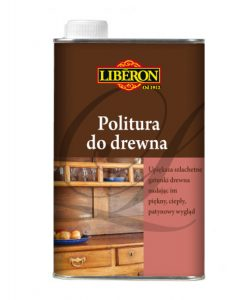 Politura do drewna LIBERON