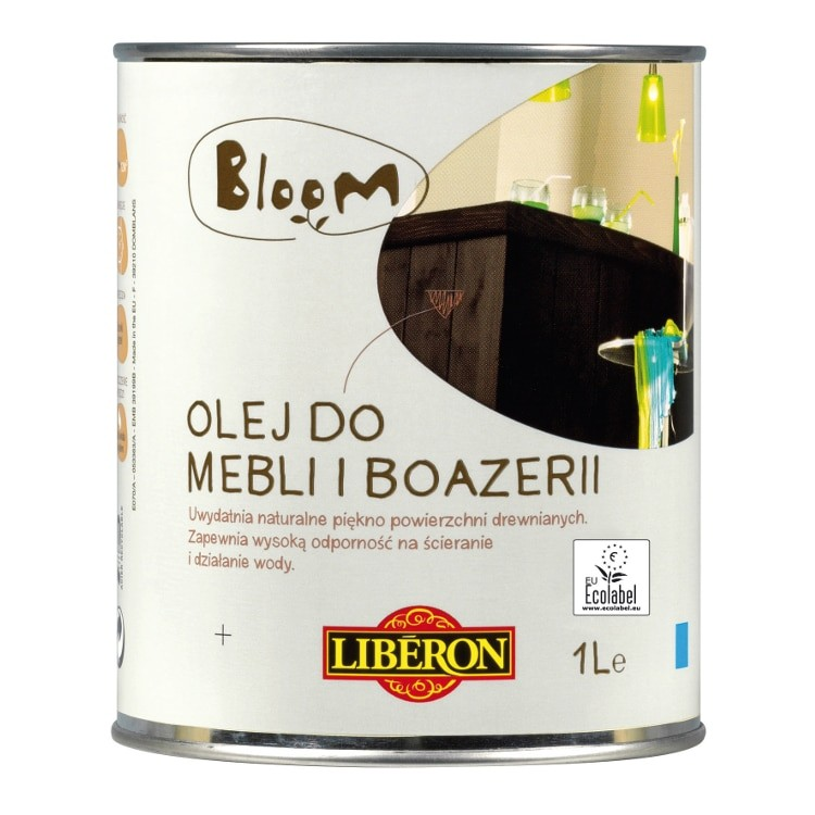 olej do mebli i boazerii bloom liberon