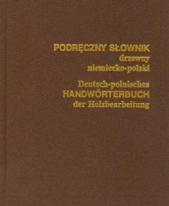 Podręczny słownik drzewny niemiecko-polski