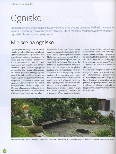 Mała architektura ogrodowa