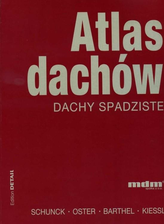 Atlas dachów - Dachy spadziste