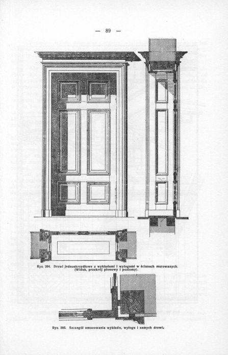 Budownictwo wiejskie - Poradnik przy wznoszeniu zabudowań na wsi - Reprint 1917