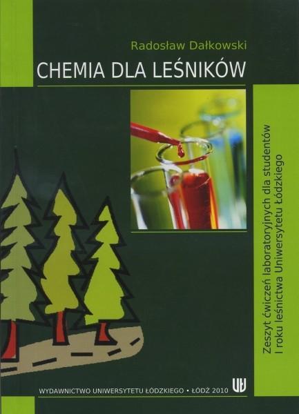 Chemia dla leśników - zeszyt ćwiczeń