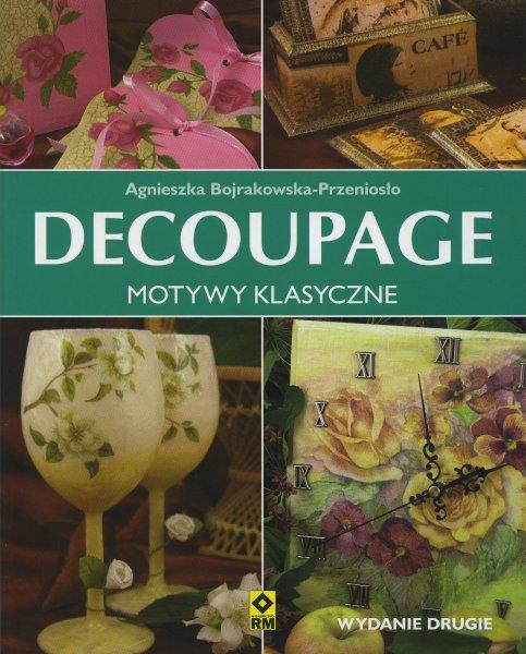 Decoupage - motywy klasyczne
