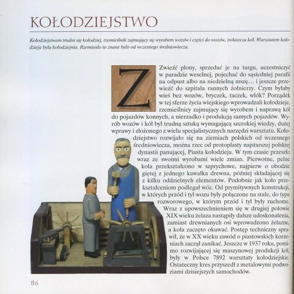 Ginące zawody w Polsce