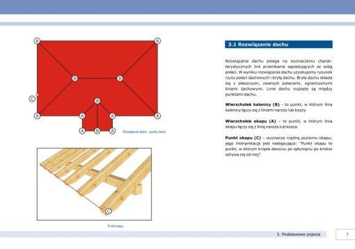 Podstawy ciesielstwa - Graficzne odwiązanie konstrukcji