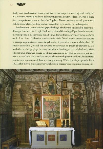 Grywałd kościół drewniany