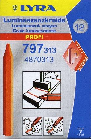 Kreda fluorescencyjna Lyra 797