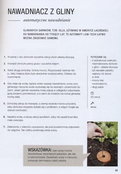 Ogrodowy warsztat - 35 kreatywnych projektów