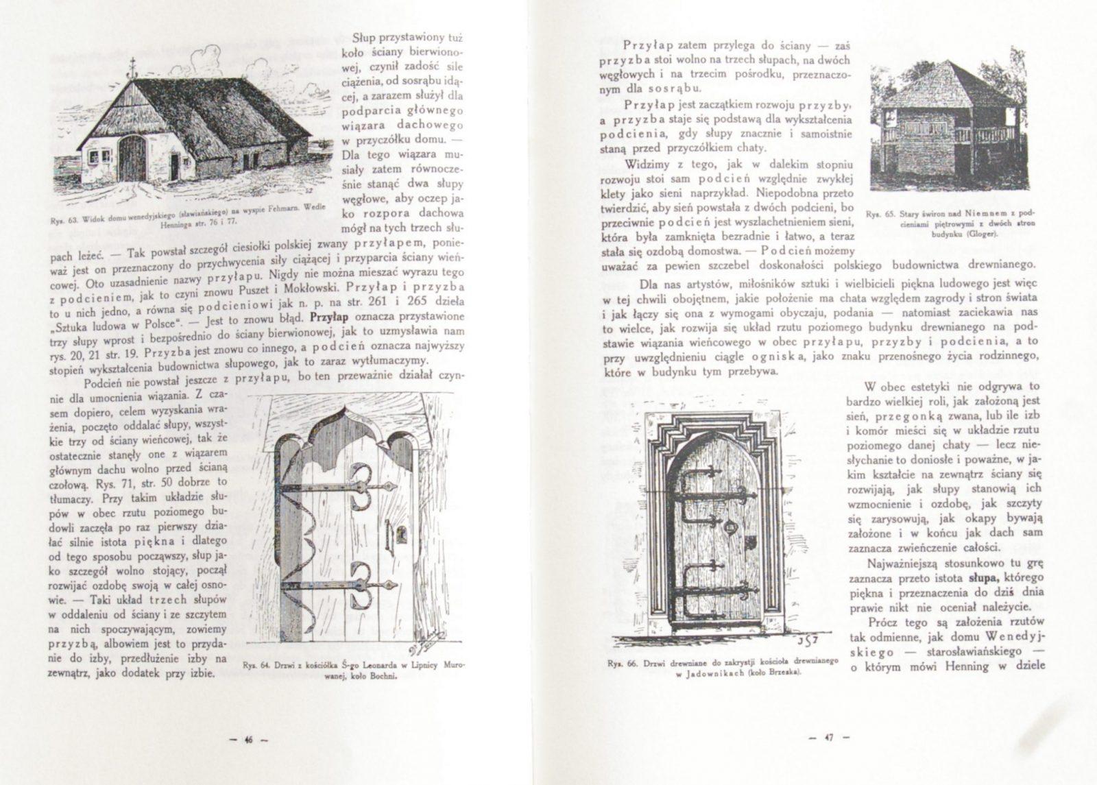 Polskie budownictwo drewniane (Reprint 1916)