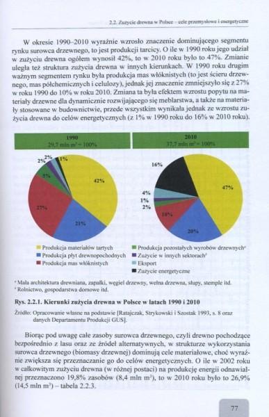 Sektor leśno-drzewny w zielonej gospodarce