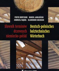 Słownik terminów drzewnych niemiecko-polski