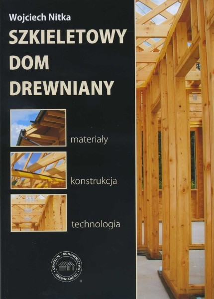 Szkieletowy dom drewniany