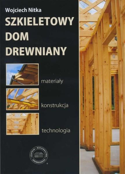 Szkieletowy dom drewniany