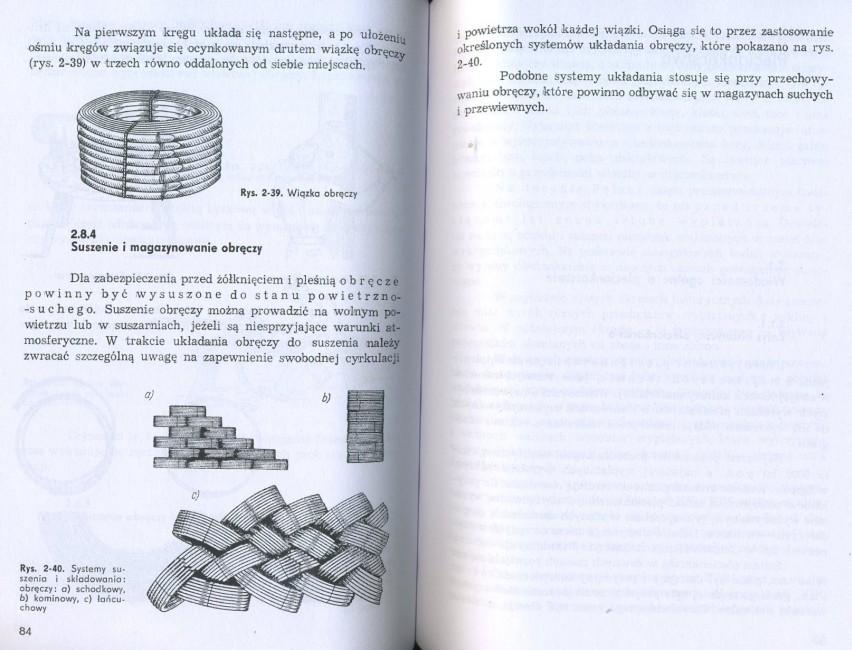 Technologia wikliniarstwa i plecionkarstwa cz. 1