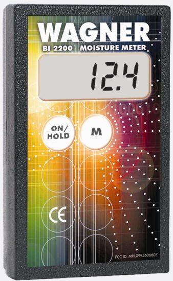 Wilgotnościomierz Wagner BI2200 Basic Inspection
