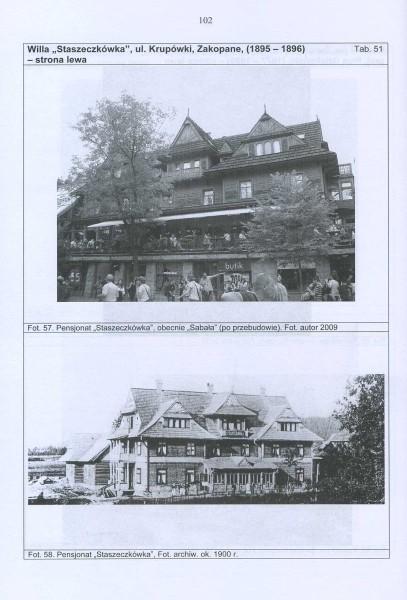 Budynki witkiewiczowskie w Zakopanem