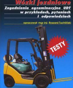 Wózki jezdniowe - zagadnienia egzaminacyjne