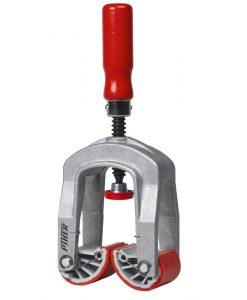 Ścisk krawędziowy PIHER aluminiowy