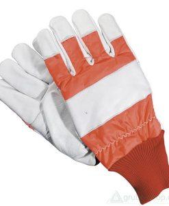 Rękawice z wkładką przeciwprzecięciową (lewa rękawica)
