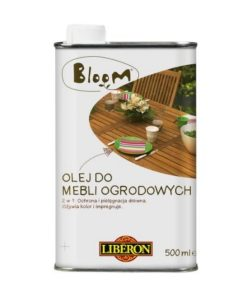 Olej do mebli ogrodowych Bloom LIBERON