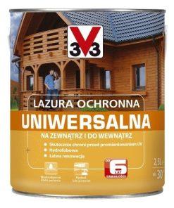 Lazura ochronna uniwersalna V33