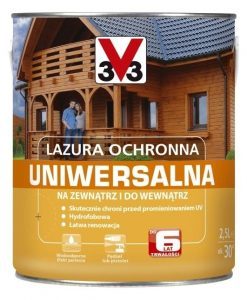 Lazura ochronna uniwersalna V33