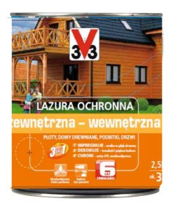 Lazura ochronna V33