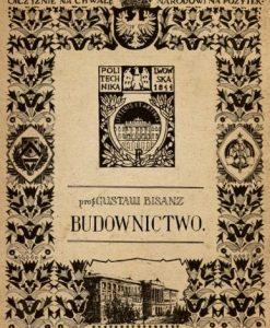 Budownictwo - reprint z 1844 roku