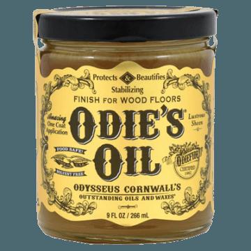Olej do podłóg drewnianych Odie's