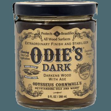 Olej Odie's do drewna przyciemniający