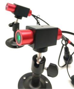 Laser liniowy Laserglow 20mW - fioletowy
